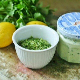 Salsa Verde – Thermomix version
