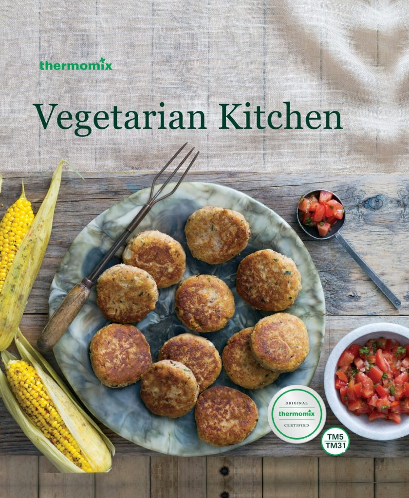 New Thermomix Cookbook – Vegetarian Kitchen